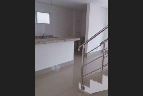 8 Casa duplex 127m² La vie Suiça, Zona leste Teresina, 3 quartos sendo 1 suíte master,3 vagas