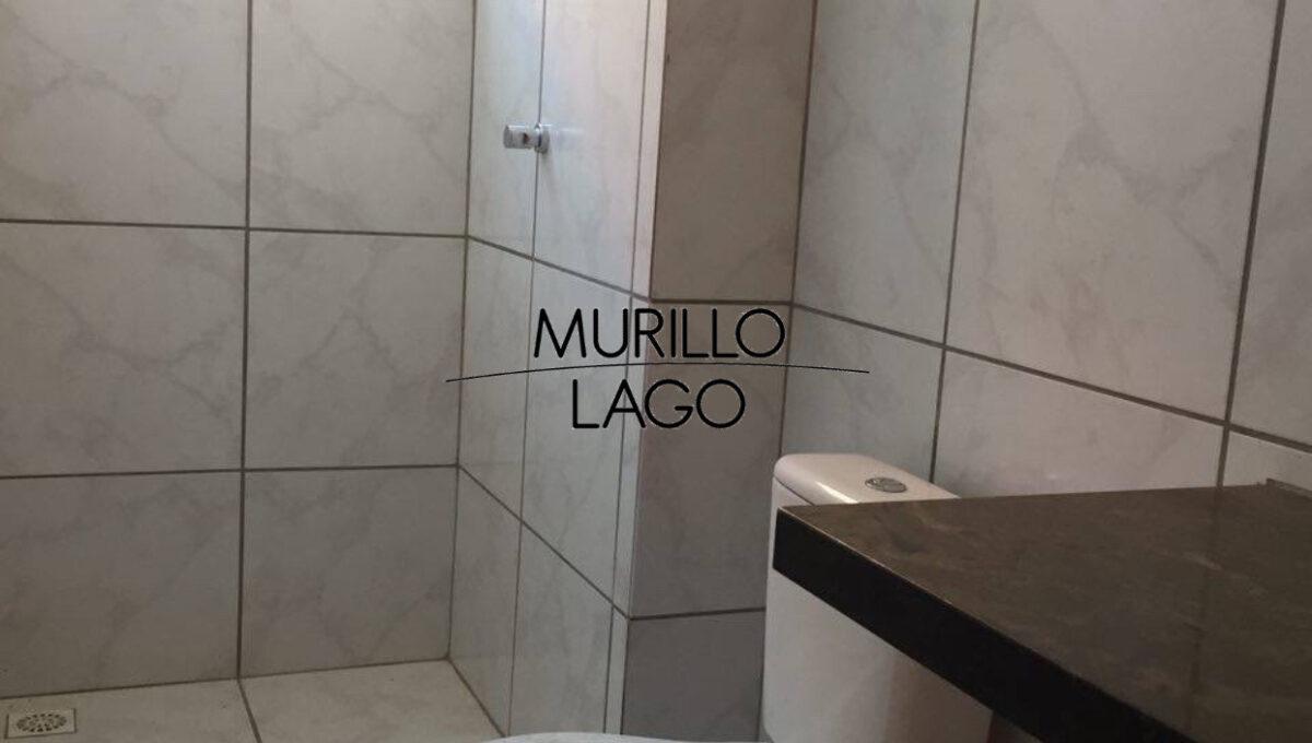 8 banheiro social Condomínio Continental, Zona leste Teresina, 84m², 3 quartos(2 suítes), Varanda,Cozinha americana, instalação de splits