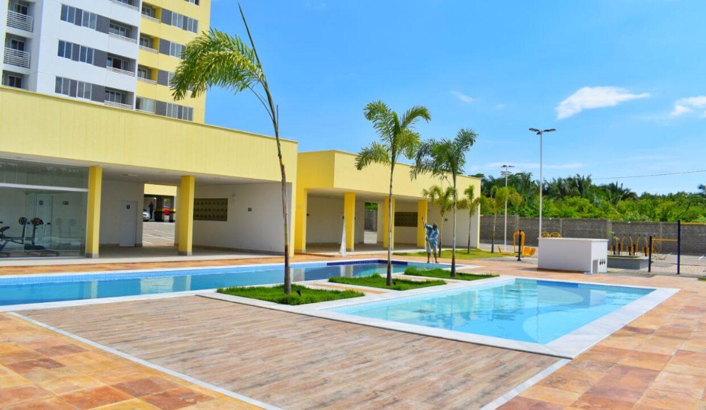 9 1 Jardim de Manuella,59,67m²,3 quartos sendo 1 suíte,Zona leste Teresina,1 ou 2 vagas de garagem,área de lazer completa.