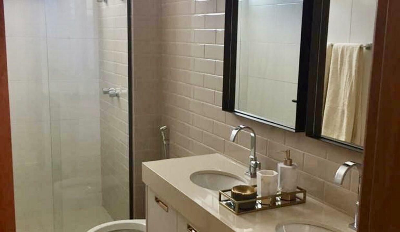 9 Amalfi Residence,zona leste Teresina,107,23 m² e 127,03m² com 03 suítes (sendo 01 suíte reversível), sala de estar e jantar, varanda, cozinha com área de serviço, DCE, interfone. 2 ou 3 vagas