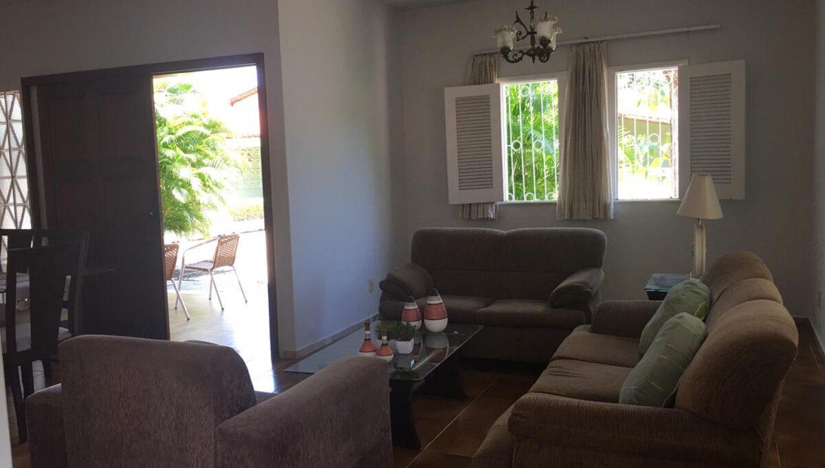 9 Casa para venda 30m x 30m São Cristóvão, piscina, 5 quartos, ampla área externa, próximo avenida Senador Arêa Leão