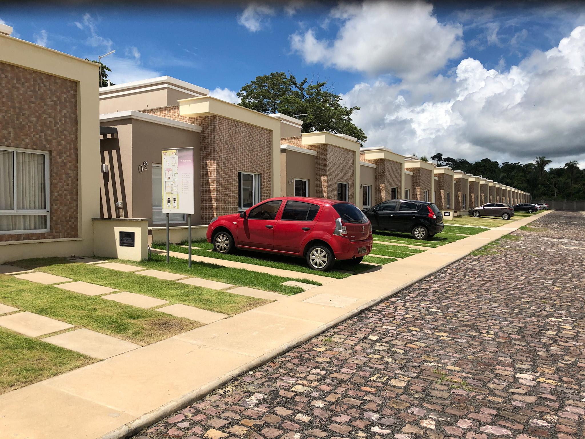 Condomínio Singular Teresina casas com 3 quartos sendo 1 suíte ,Zona leste
