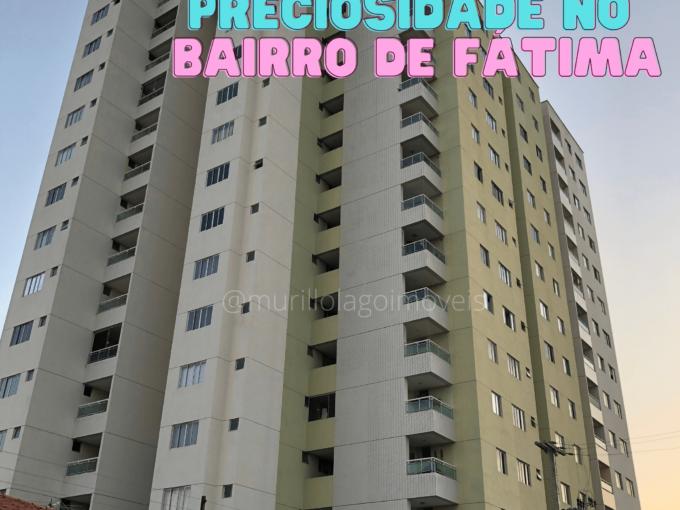 Araxá Residence Teresina, 2 quartos sendo 1 suíte, elevador, bairro de Fátima, pronto para morar