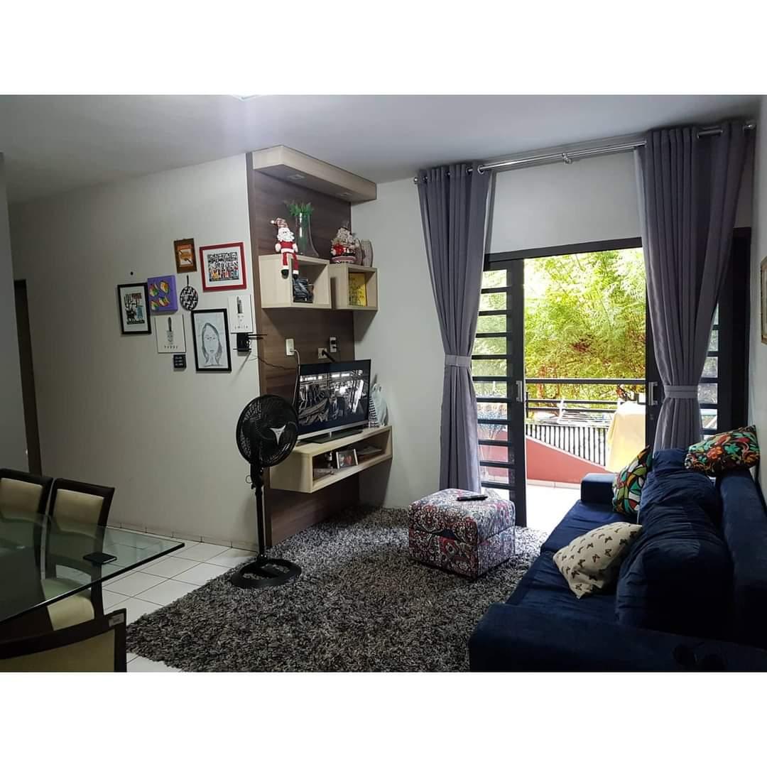 Apartamento para venda no São Cristóvão Park em Teresina, 80m², 3 suítes