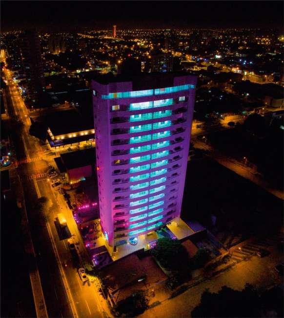 Apartamento venda no Condomínio Solar de Fátima 130m², 3 suítes, 2 vagas