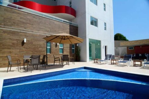 19 Solar de Fátima, Apartamento 130,54m², Jóquei clube, 3 suítes, 2 vagas,Varanda, DCE