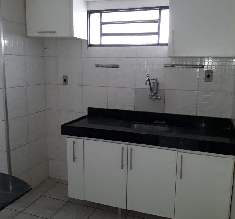 2.1 Apartamento 54,40m²,2 quartos, Dirceu,Condomínio fechado,1 vaga