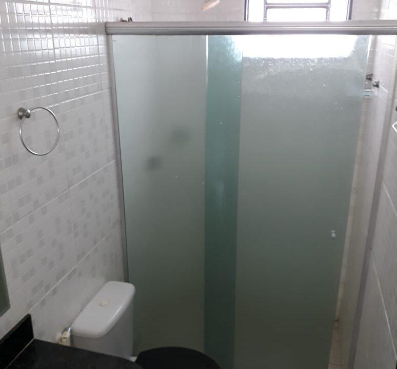 3 Apartamento 54,40m²,2 quartos, Dirceu,Condomínio fechado,1 vaga
