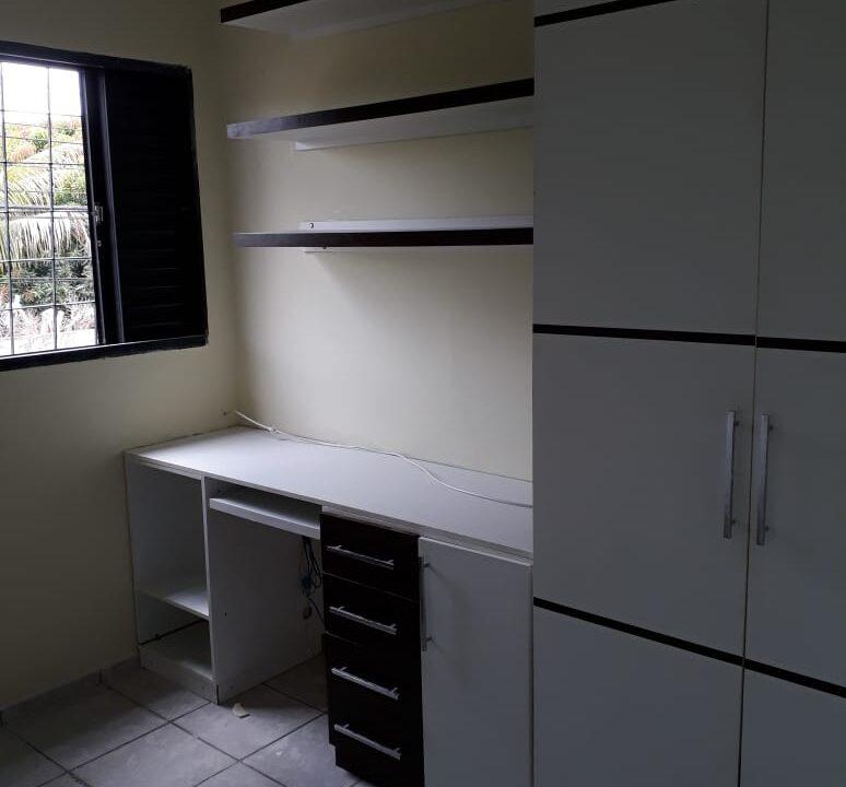 3.1 Apartamento 54,40m²,2 quartos, Dirceu,Condomínio fechado,1 vaga