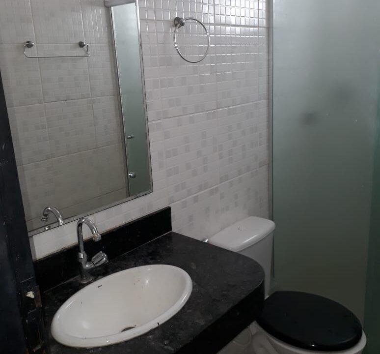 3.3 Apartamento 54,40m²,2 quartos, Dirceu,Condomínio fechado,1 vaga