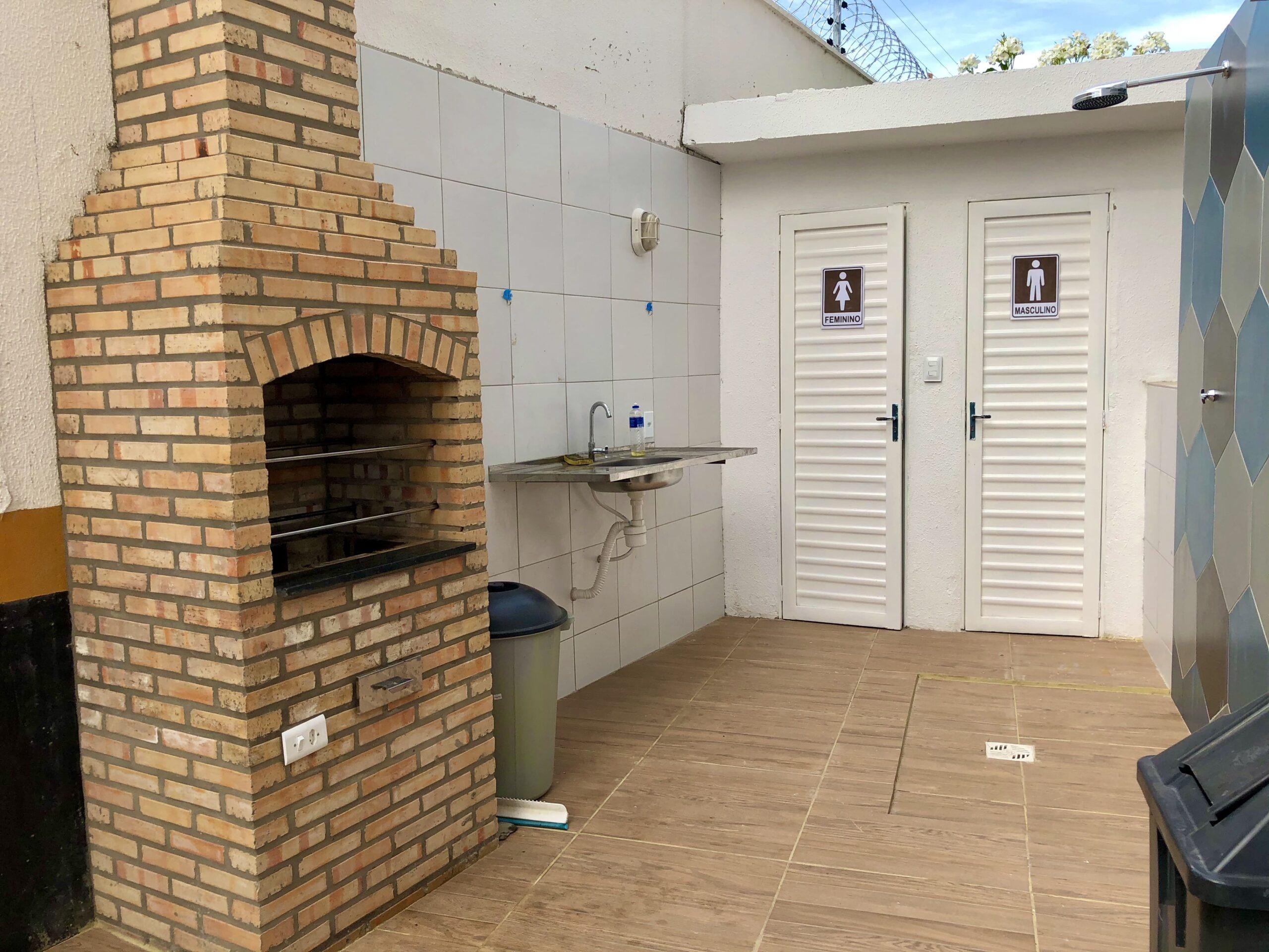 4 Apartamento para venda no Edifício Recanto das Palmeiras Teresina,3 Quartos, sendo 1 suíte, banheiro social, 1 vaga, piso em porcelanato