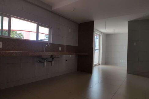 5.3 Solar de Fátima, Apartamento 130,54m², Jóquei clube, 3 suítes, 2 vagas,Varanda, DCE