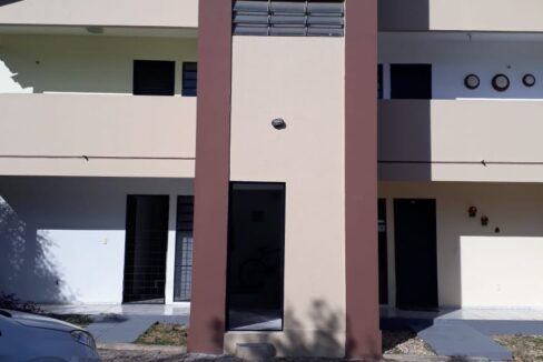 7 Apartamento 54,40m²,2 quartos, Dirceu,Condomínio fechado,1 vaga