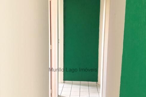 8 Apartamento 69m² ,3 quartos sendo 1 suíte,condomínio fechado,1 vaga de garagem,zona sul