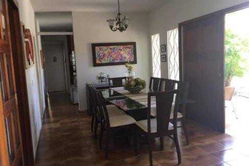 8 Casa para venda 30m x 30m São Cristóvão, piscina, 5 quartos, ampla área externa, próximo avenida Senador Arêa Leão