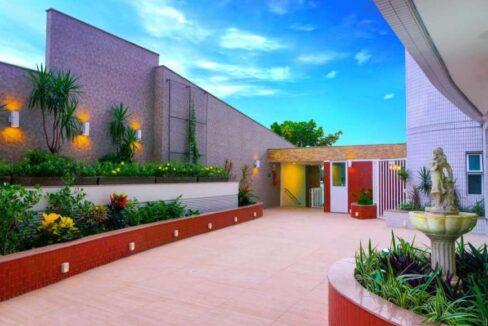 8 Solar de Fátima, Apartamento 130,54m², Jóquei clube, 3 suítes, 2 vagas,Varanda, DCE
