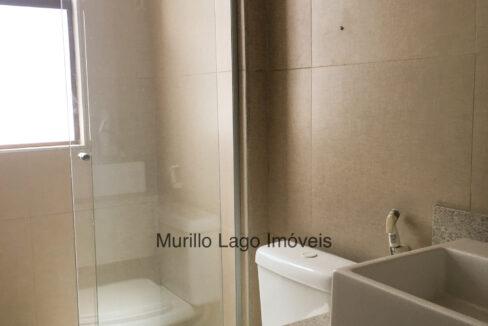 12 Apartamento 140m², Jóquei, 3 suítes sendo 1 master com closet e varanda, ampla sala,varanda,DCE, 2 vagas