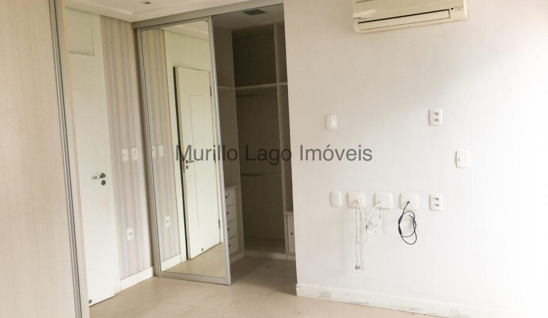 15 Apartamento 140m², Jóquei, 3 suítes sendo 1 master com closet e varanda, ampla sala,varanda,DCE, 2 vagas