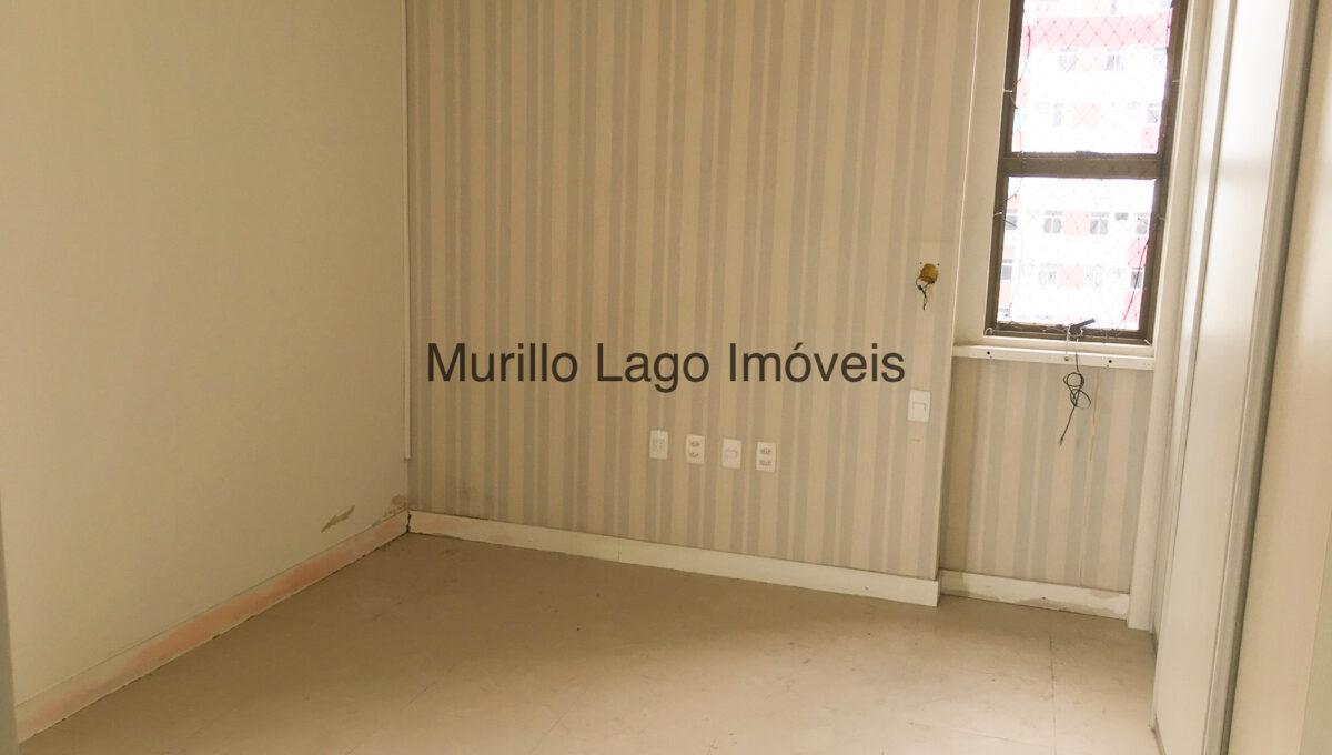 16 Apartamento 140m², Jóquei, 3 suítes sendo 1 master com closet e varanda, ampla sala,varanda,DCE, 2 vagas