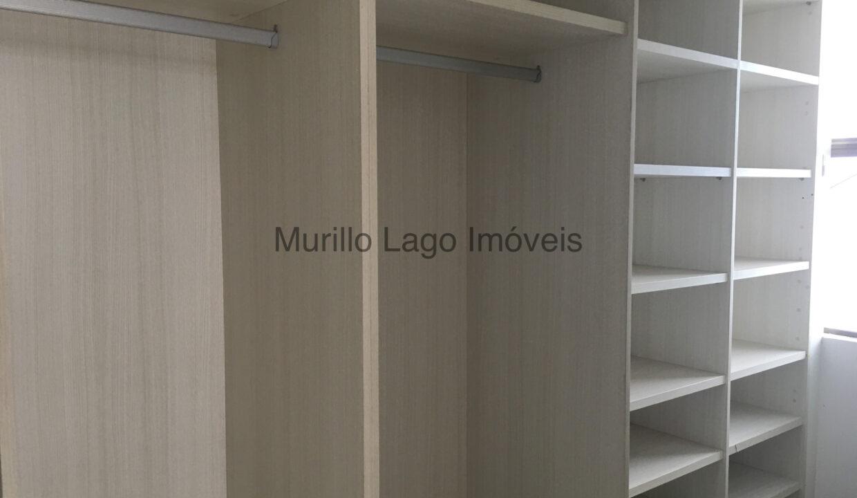 17 Apartamento 140m², Jóquei, 3 suítes sendo 1 master com closet e varanda, ampla sala,varanda,DCE, 2 vagas