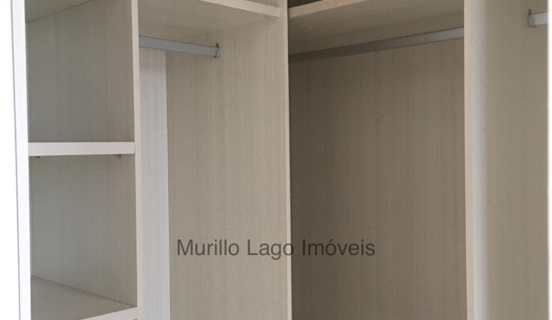 19 Apartamento 140m², Jóquei, 3 suítes sendo 1 master com closet e varanda, ampla sala,varanda,DCE, 2 vagas