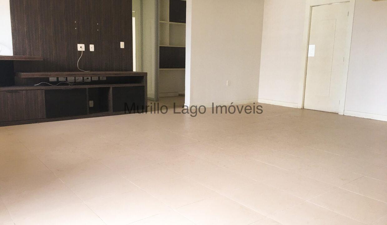 2 Apartamento 140m², Jóquei, 3 suítes sendo 1 master com closet e varanda, ampla sala,varanda,DCE, 2 vagas