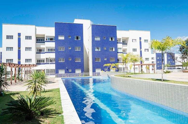 2 Brisas Sul Residence, 3 quartos sendo 1 suíte, Zona sul Teresina,área de lazer completa