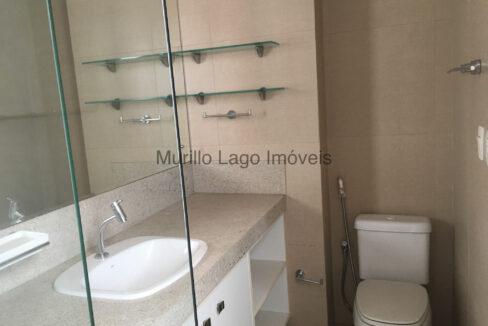 21 Apartamento 140m², Jóquei, 3 suítes sendo 1 master com closet e varanda, ampla sala,varanda,DCE, 2 vagas