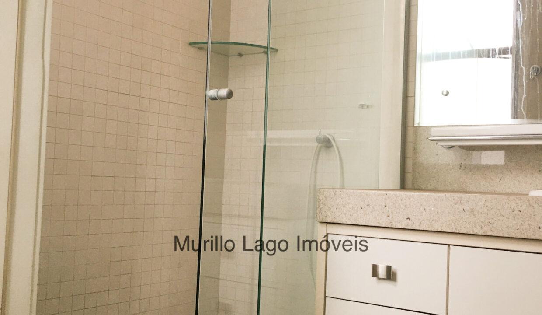 22 Apartamento 140m², Jóquei, 3 suítes sendo 1 master com closet e varanda, ampla sala,varanda,DCE, 2 vagas