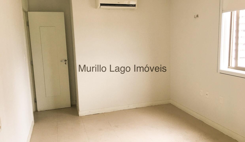 23 Apartamento 140m², Jóquei, 3 suítes sendo 1 master com closet e varanda, ampla sala,varanda,DCE, 2 vagas