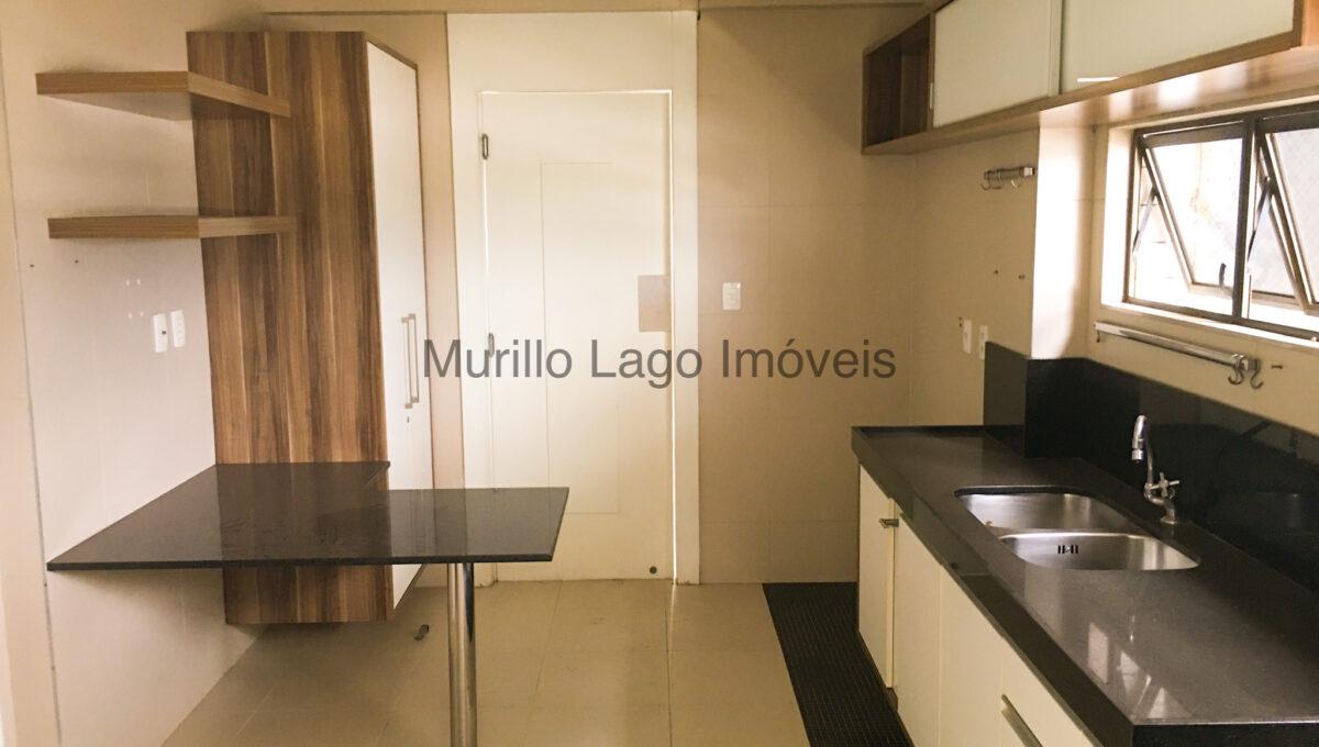 25 Apartamento 140m², Jóquei, 3 suítes sendo 1 master com closet e varanda, ampla sala,varanda,DCE, 2 vagas