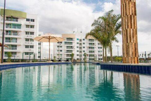 4 Apartamento 2 ou 3 quartos Reserva Tropical Teresina