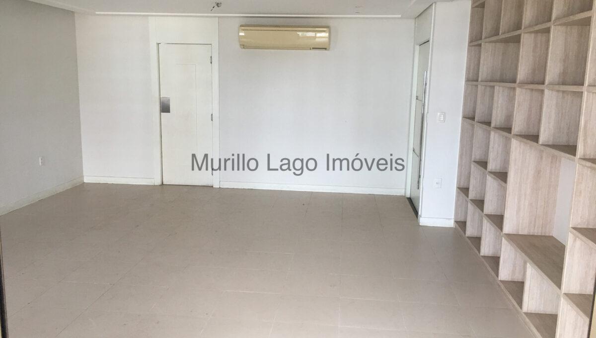 6 Apartamento 140m², Jóquei, 3 suítes sendo 1 master com closet e varanda, ampla sala,varanda,DCE, 2 vagas