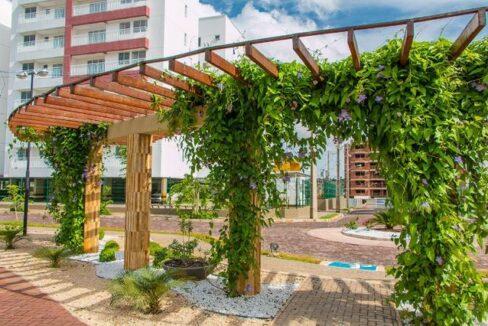 7.5 Apartamento 2 ou 3 quartos Reserva Tropical Teresina