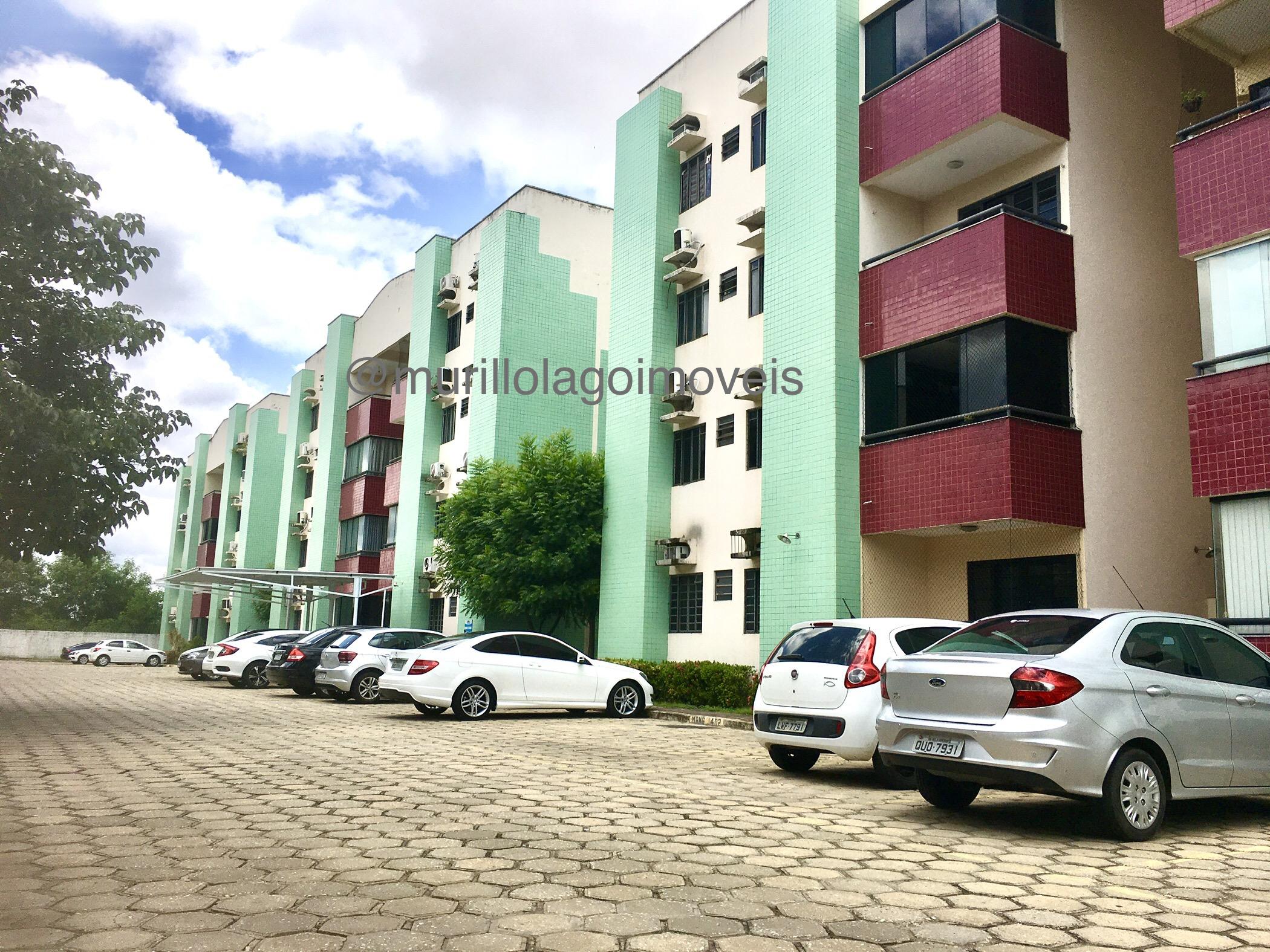 Apartamento à venda no condomínio Delta do Parnaíba no térreo, 3 quartos sendo 2 suítes.