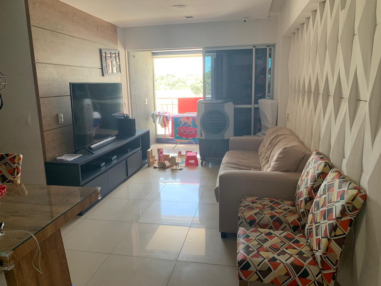 Apartamento de 99,67m² à Venda no Condomínio Savona – Teresina-PI