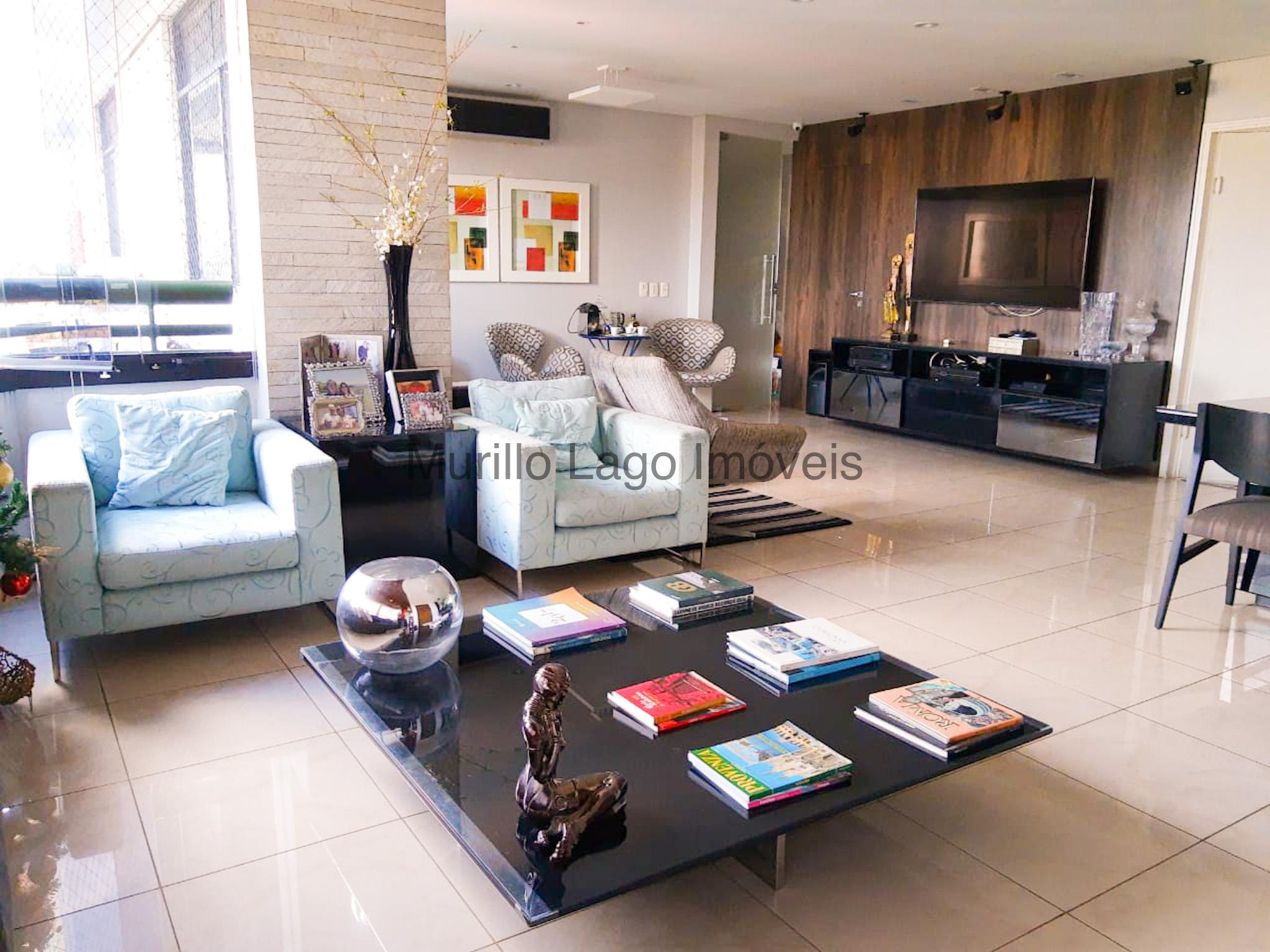 Apartamento venda 138m² bairro de Fátima Teresina – Murillo Lago Imóveis