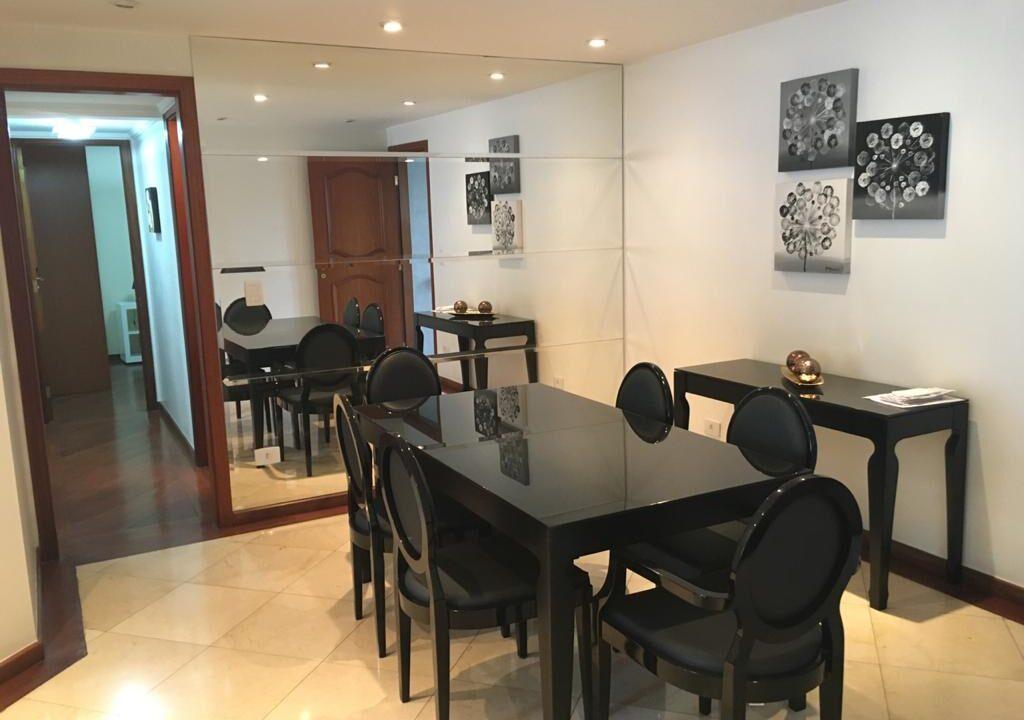 1 Apartamento para venda Morumbi 105m², 3 quartos sendo 1 suíte, 3 banheiros,2 vagas