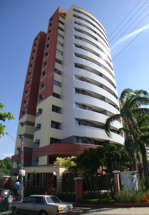 1 Apartamento para venda São Cristóvão Teresina, 3 quartos, 3 banheiros, 1 vaga