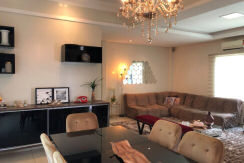 1 Casa duplex Ininga 4 suítes, porcelanato,dependência completa empregado, ampla área externa
