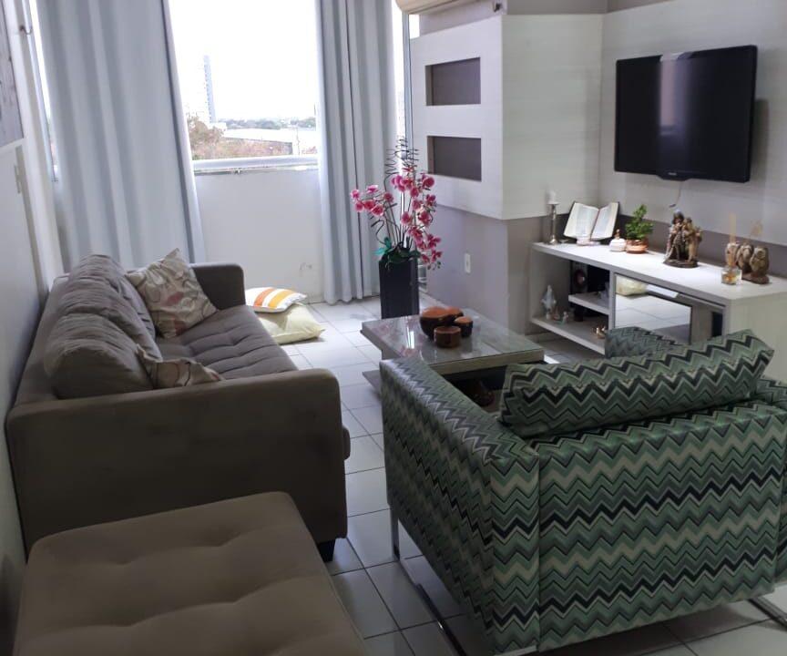 1 apartamento para venda, horto florestal, 3 quartos (2 suítes)