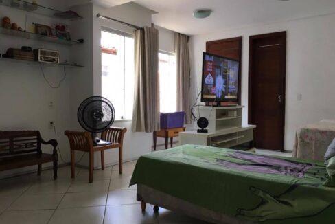 10 Casa para venda São Cristóvão 4 suítes, DCE,móveis planejados,20x30m