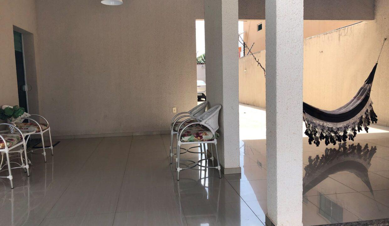 15 Casa duplex Ininga 4 suítes, porcelanato,dependência completa empregado, ampla área externa
