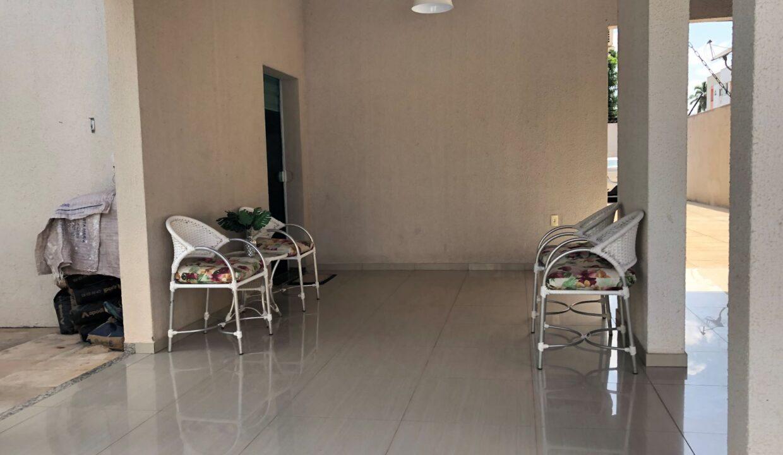 16 Casa duplex Ininga 4 suítes, porcelanato,dependência completa empregado, ampla área externa