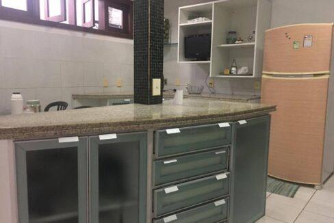 16 Casa para venda São Cristóvão 4 suítes, DCE,móveis planejados,20x30m