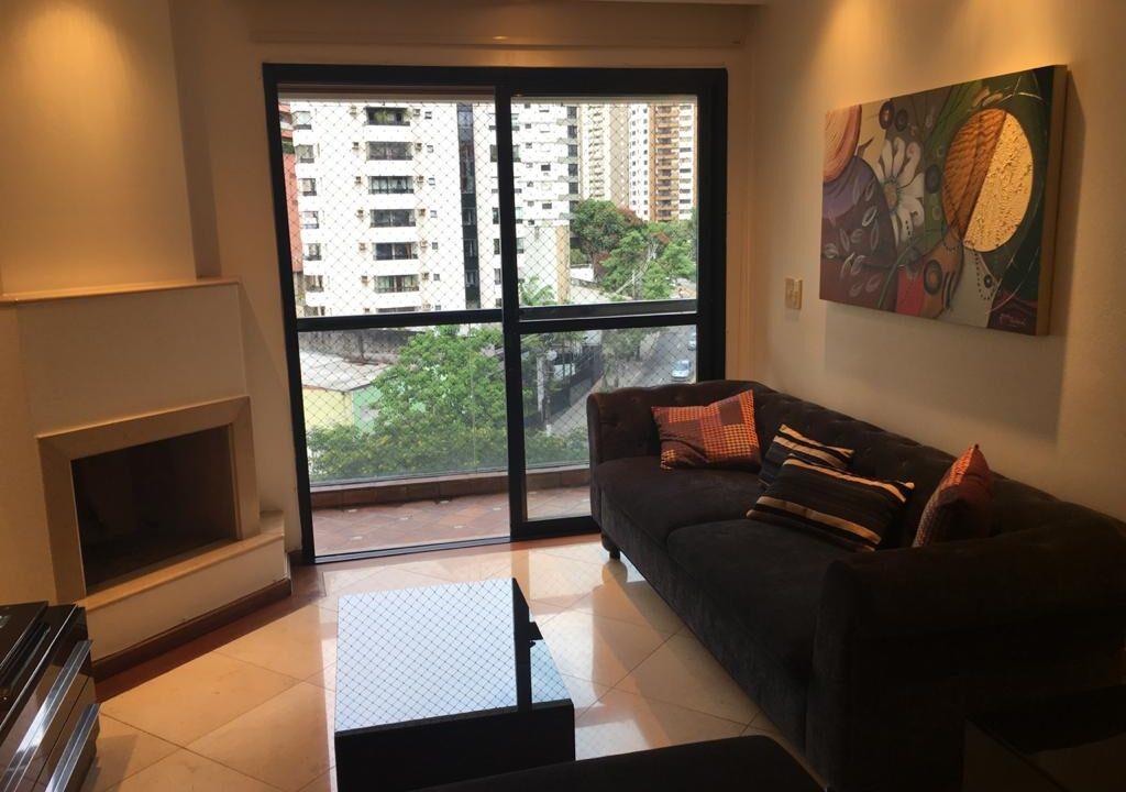 2 Apartamento para venda Morumbi 105m², 3 quartos sendo 1 suíte, 3 banheiros,2 vagas