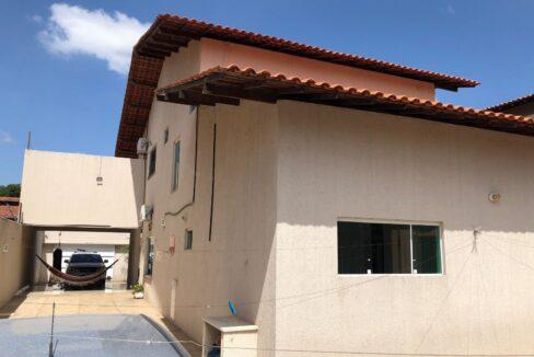 22 Casa duplex Ininga 4 suítes, porcelanato,dependência completa empregado, ampla área externa