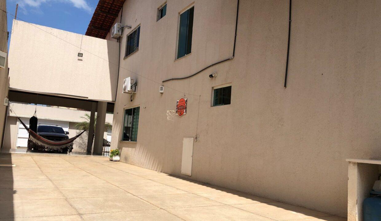 23 Casa duplex Ininga 4 suítes, porcelanato,dependência completa empregado, ampla área externa