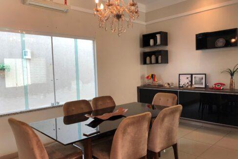 3 Casa duplex Ininga 4 suítes, porcelanato,dependência completa empregado, ampla área externa