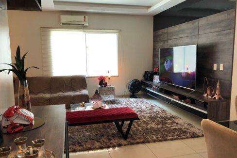 4 Casa duplex Ininga 4 suítes, porcelanato,dependência completa empregado, ampla área externa